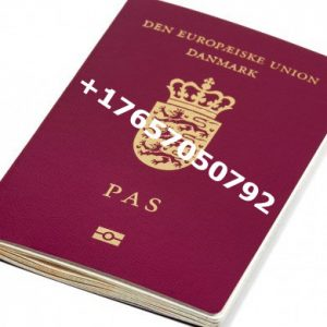 DENMARK PASSPORT