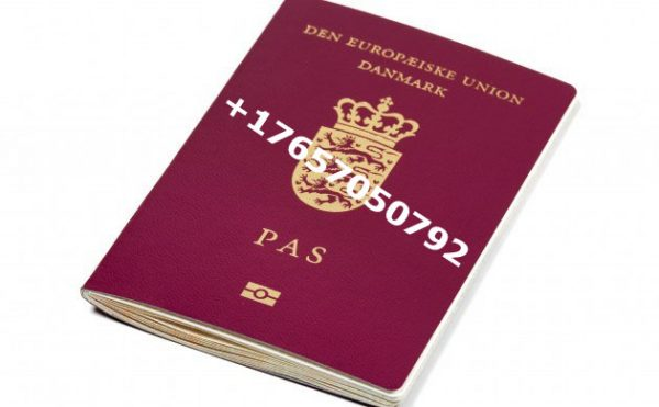 , DENMARK PASSPORT